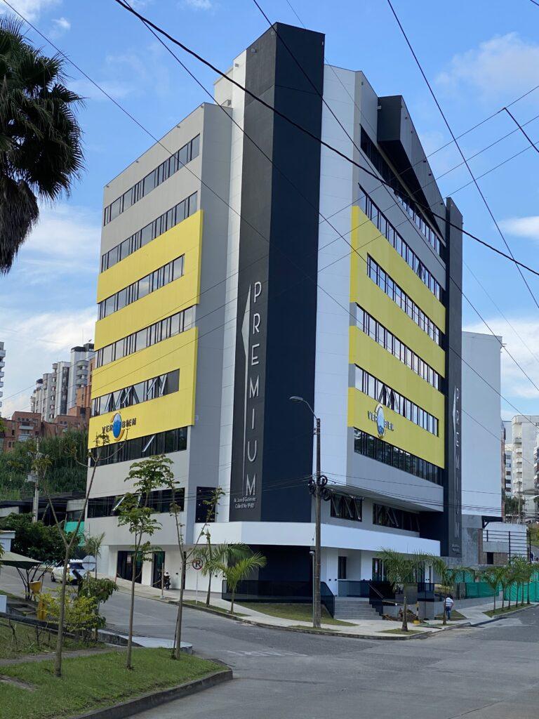 Edificio Ver bien